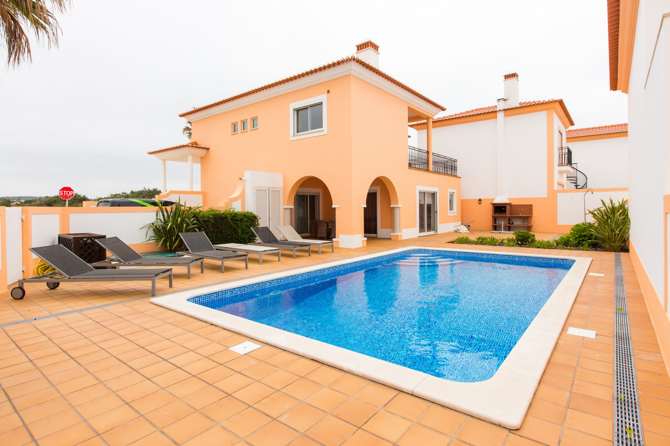 Vila Golf  3 bedrooms, with sea and golf view, private pool