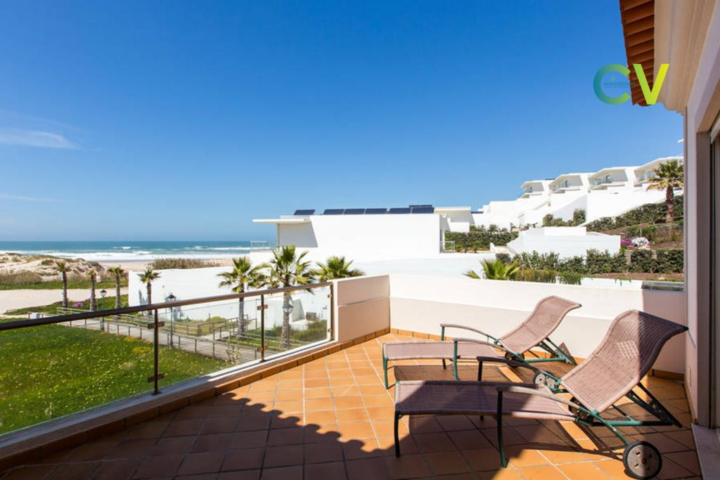 Property for rent in Praia D'el Rey Golf & Beach Resort located near the medieval village of Óbidos, Portugal